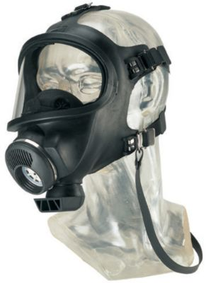 3S Full-Facepiece Respirator